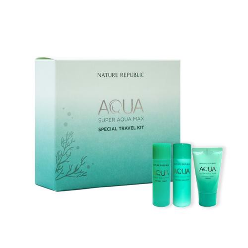 SUPER AQUA MAX SPECIAL TRAVEL KIT