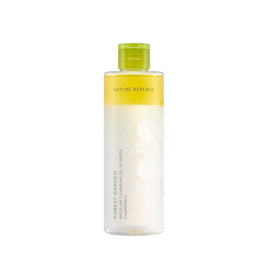 Dầu Tẩy Trang FOREST GARDEN MICELLAR CLEANSING OIL IN WATER CHAMOMILE