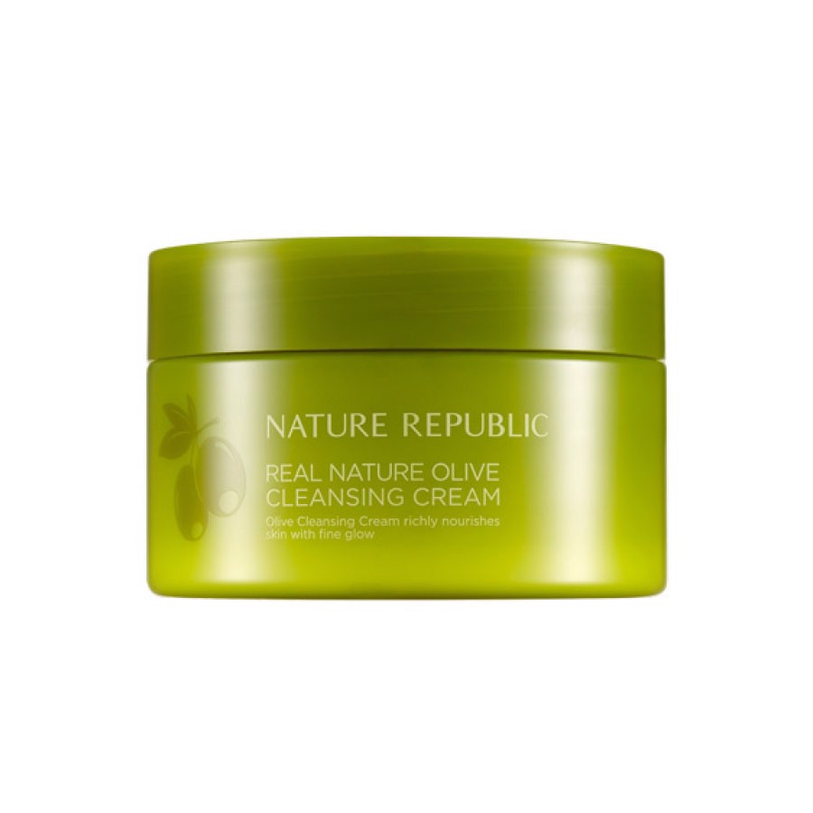 Kem tẩy trang REAL NATURE CLEANSING CREAM