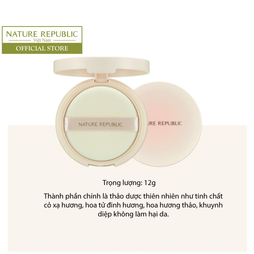 PURE SHINE POWDER PACT