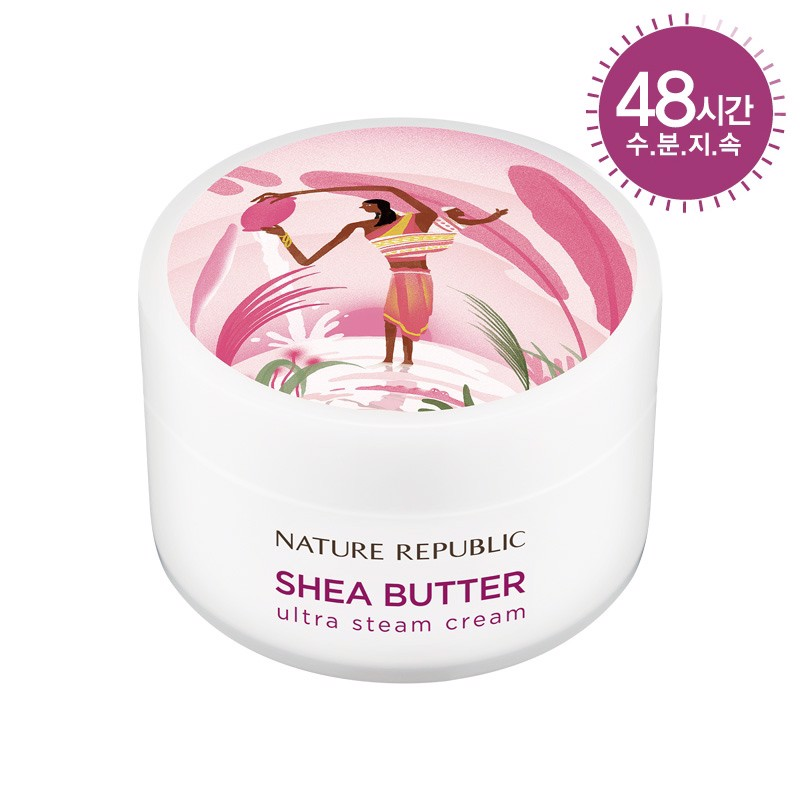 SHEA BUTTER STEAM CREAM