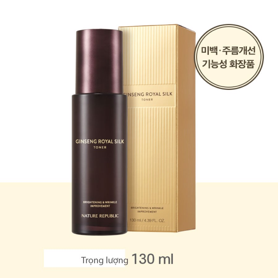 GINSENG ROYAL SILK TONER