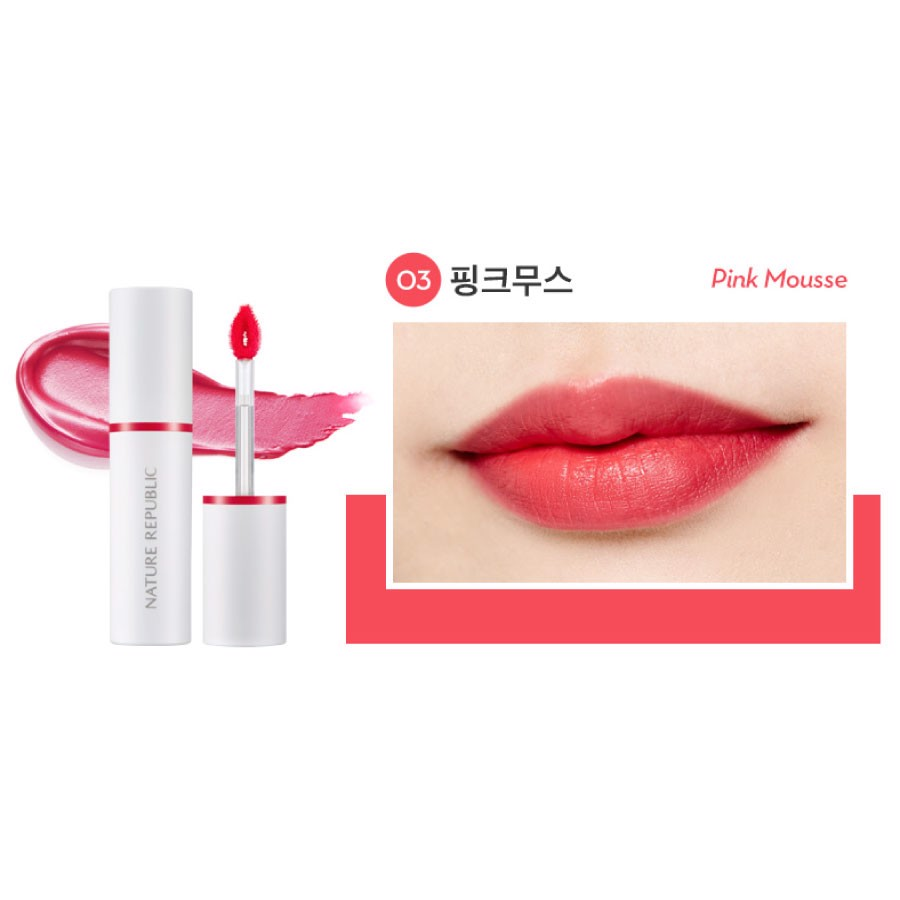 BY FLOWER TRIPLE MOUSSE TINT
