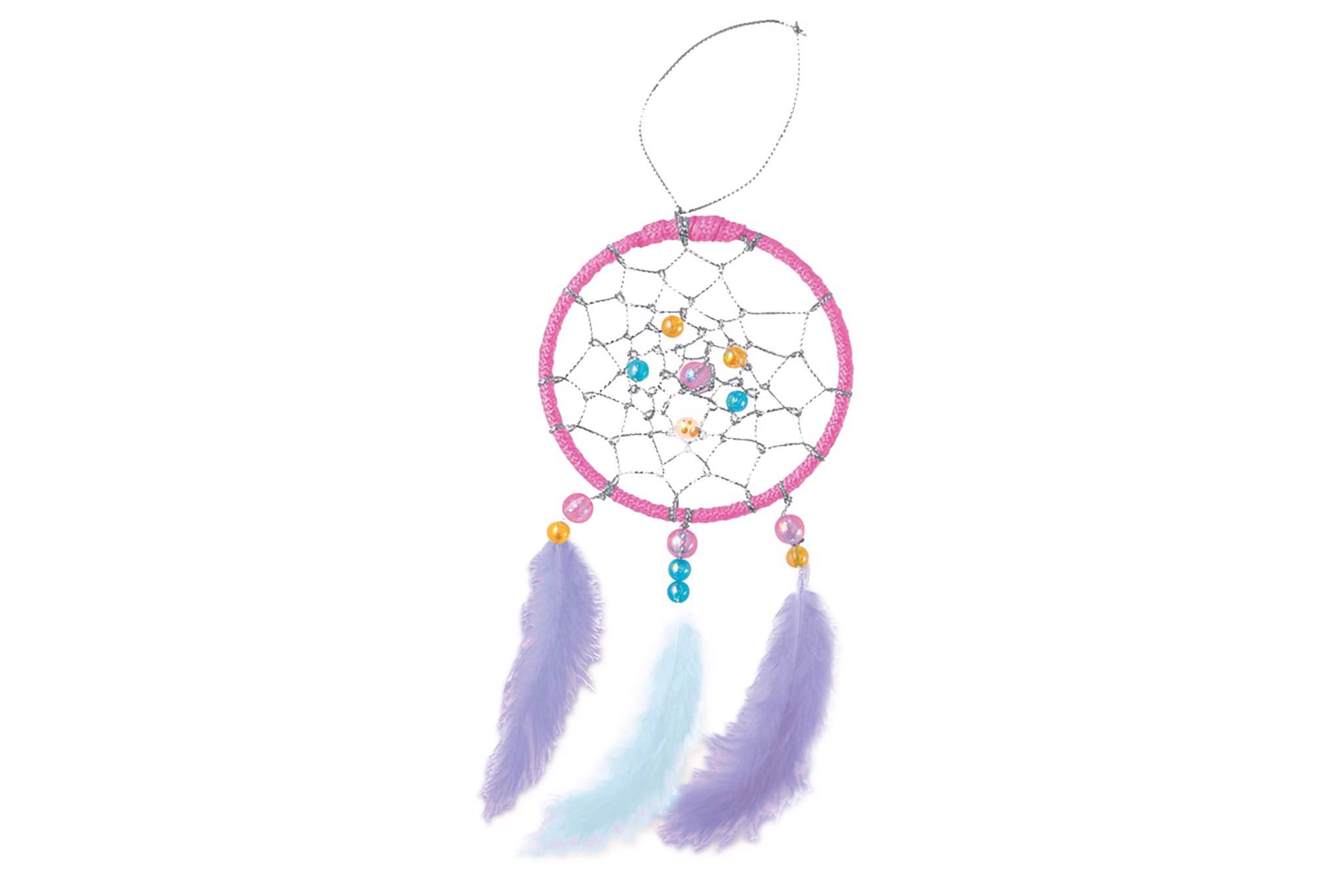 Tự làm Dreamcatcher - Đồ chơi DIY