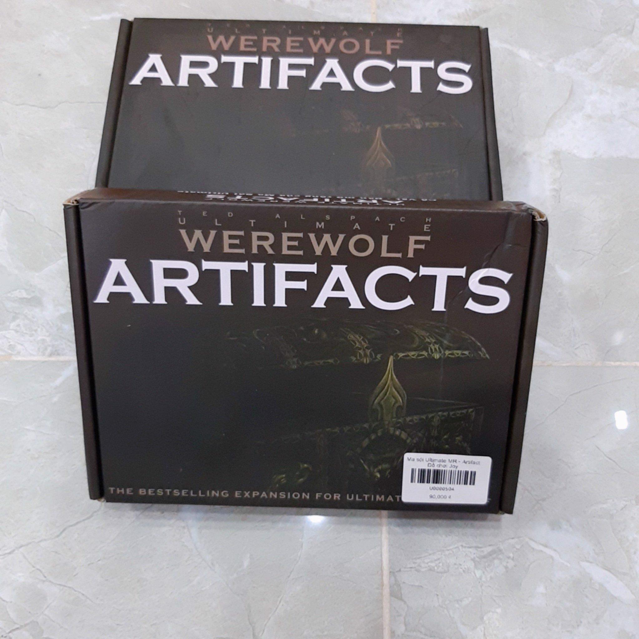 Ma sói Ultimate MR - Artifact