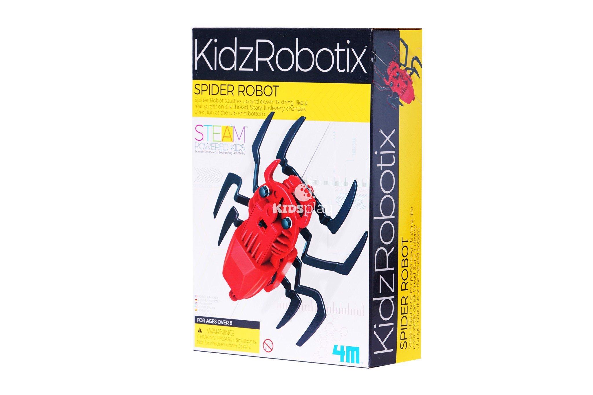 Robot Nhện - Đồ chơi thông minh thú vị cho bé