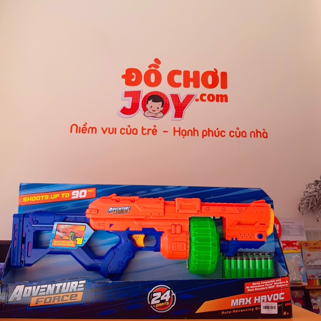 Đồ chơi Nerf Adventure Force Havoc Blaster