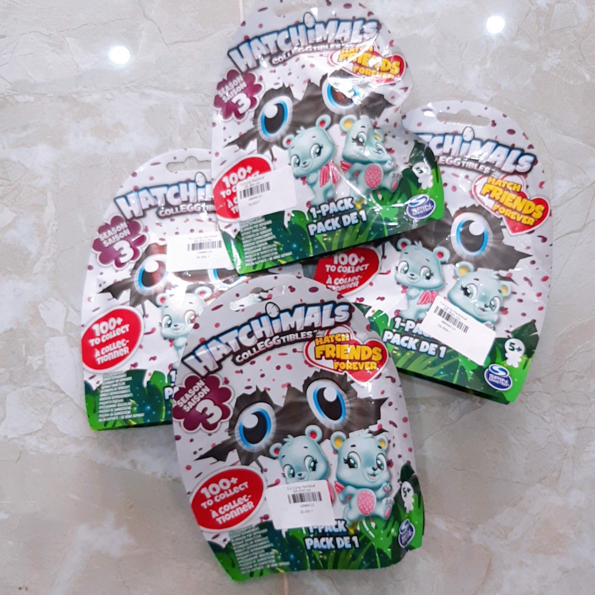 Túi trứng Hachimal