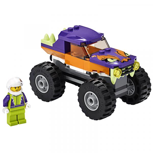 Chiến Xe Quái Vật Lego City