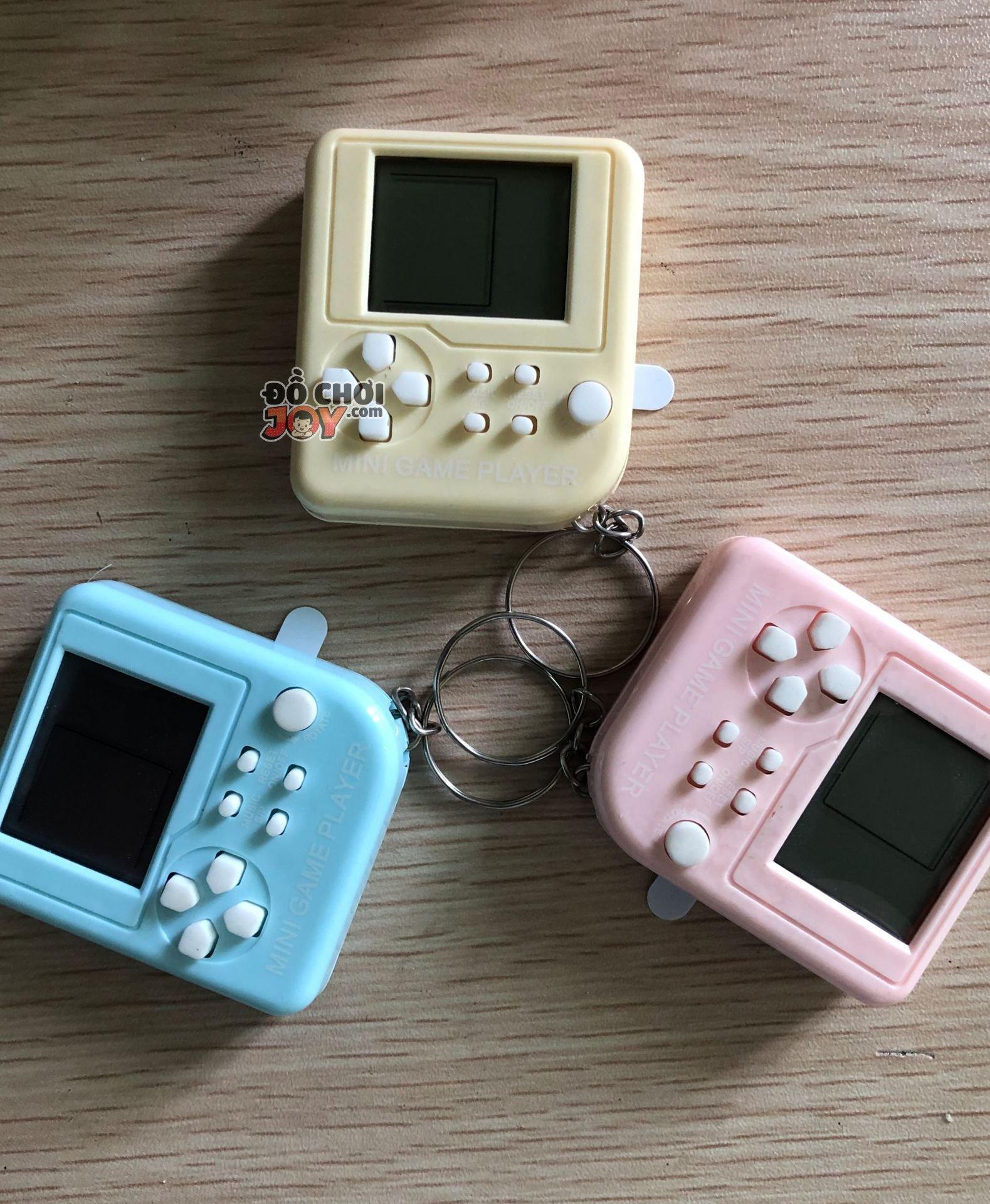 [Hàng Order] Máy chơi game cổ điển mini kiêm móc khóa - Đồ chơi giá rẻ