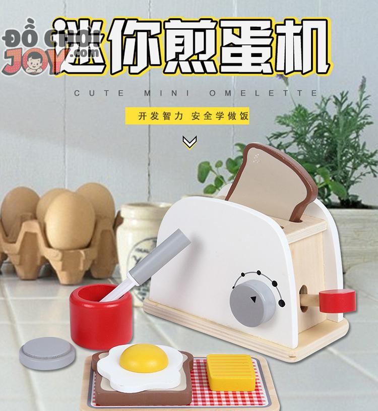 [Hàng Order] Bộ trò chơi làm bánh mì sandwich
