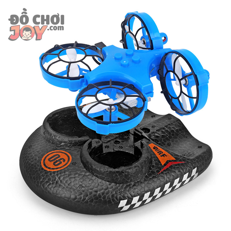 [Hàng Order] Drone, xe, cano 3 in 1 - Đồ chơi điều khiển từ xa A150
