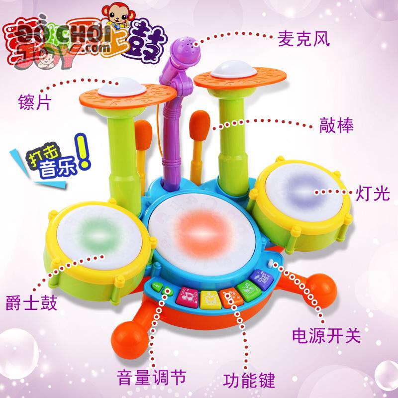 [Hàng Order] Bộ chơi nhạc mini điện tử cho trẻ từ 1 tuổi