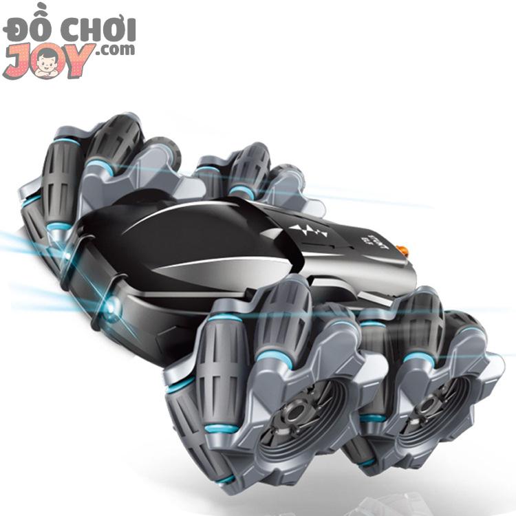 [Hàng Order] Xe robot điều khiển từ xa Stunt elf xịn xò