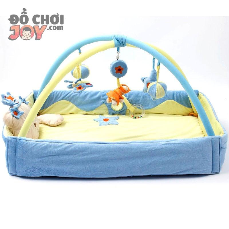 [Hàng Order] Thảm nằm treo đồ chơi cho trẻ sơ sinh
