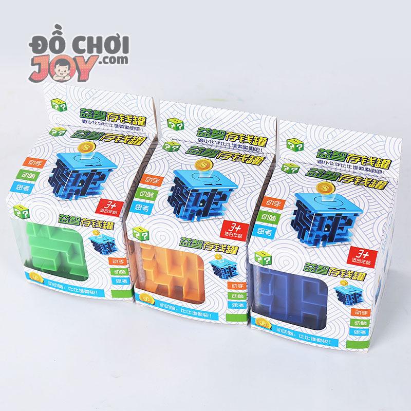 [Hàng Order] Rubik mê cung kiêm heo đất tiết kiệm