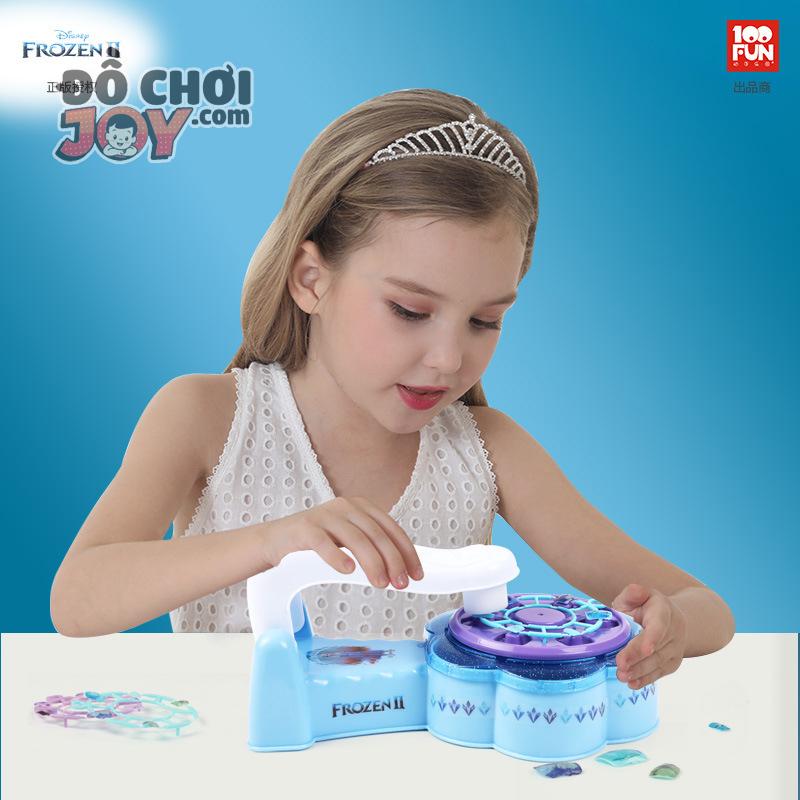 [Hàng Order] Sticker dán móng tay cá tính cho bé gái Frozen