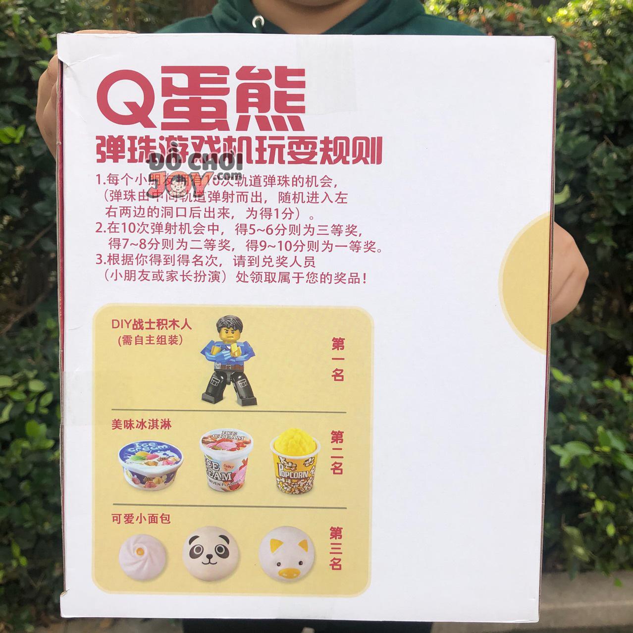 [Hàng Order] Máy pinball trẻ em - Đồ chơi trong nhà