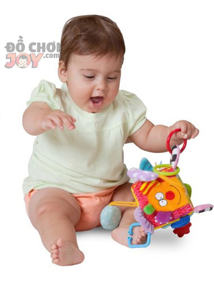 [Hàng Order] Khối vuông nhồi bông tăng cường nhận thức cho trẻ