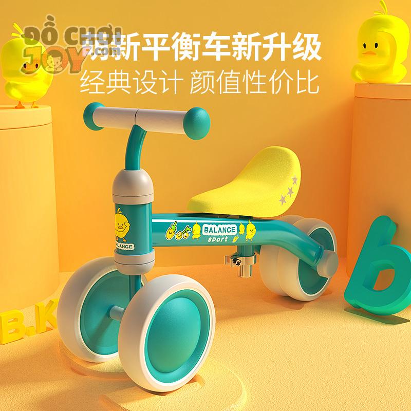 [Hàng Order] Xe thăng bằng 4 bánh an toàn cho trẻ em