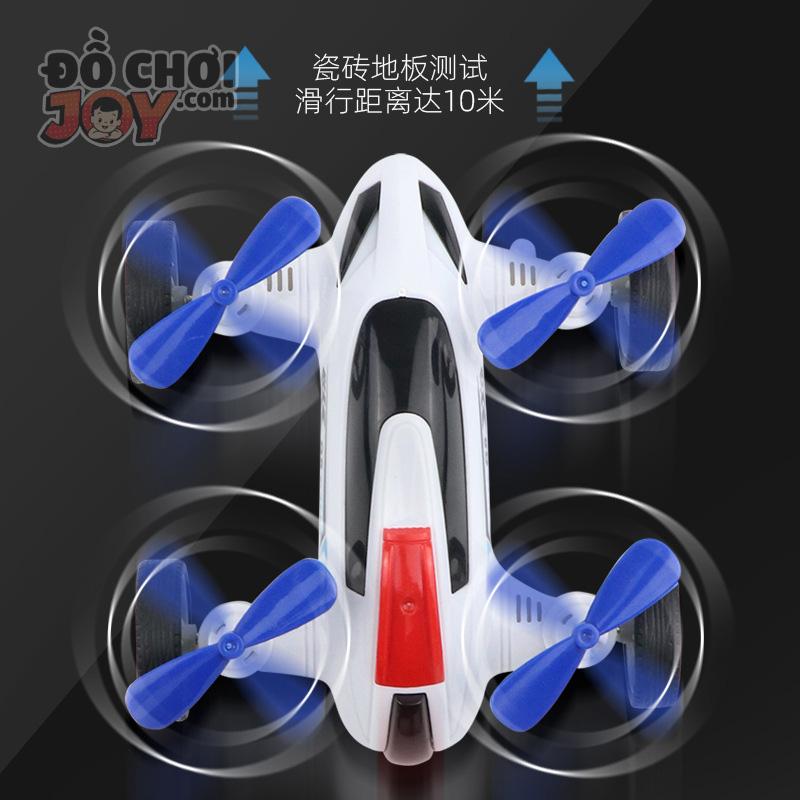 [Hàng Order] Xe trớn 4 bánh hình máy bay drone