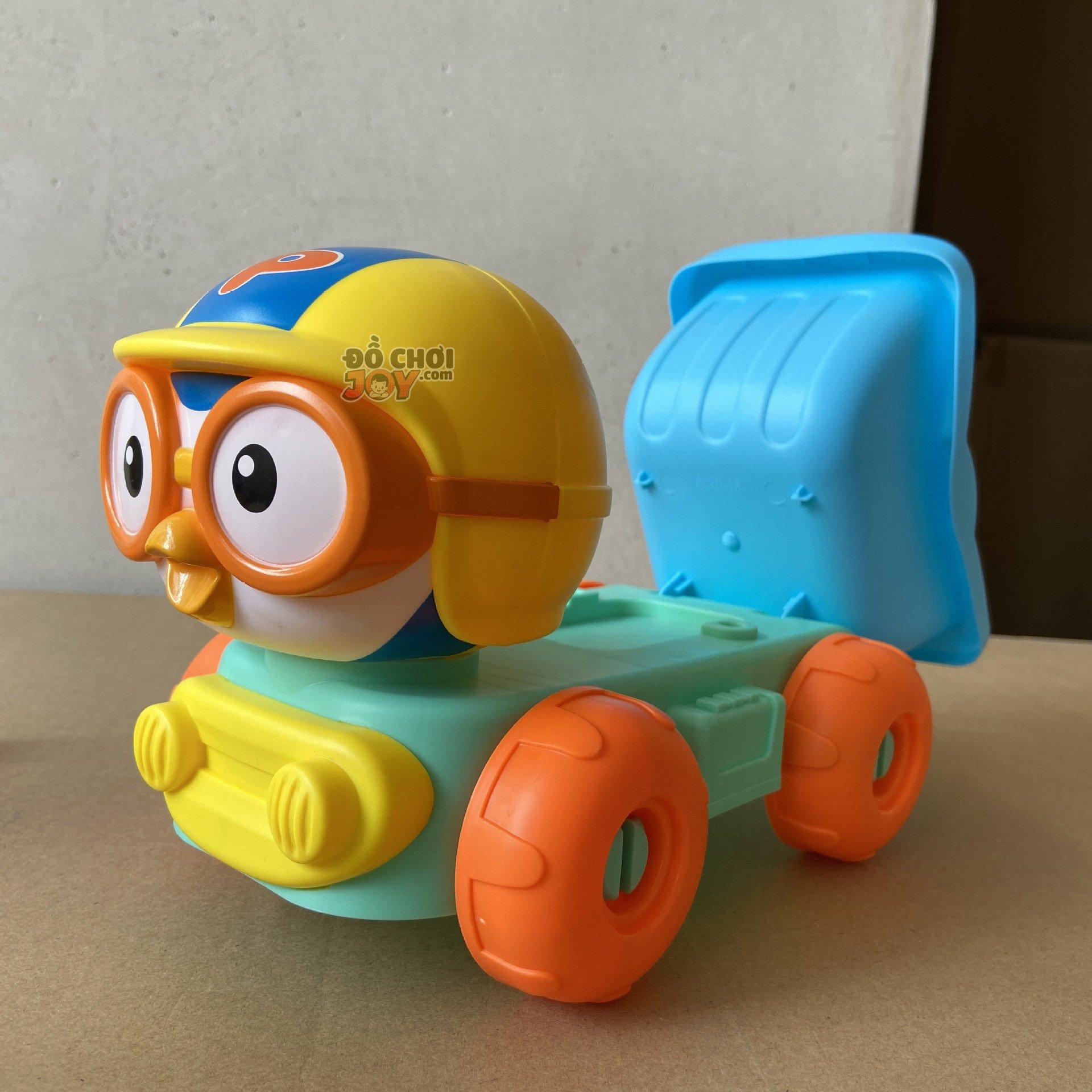 [Hàng Order] Bộ đồ chơi bãi biển Pororo đáng yêu