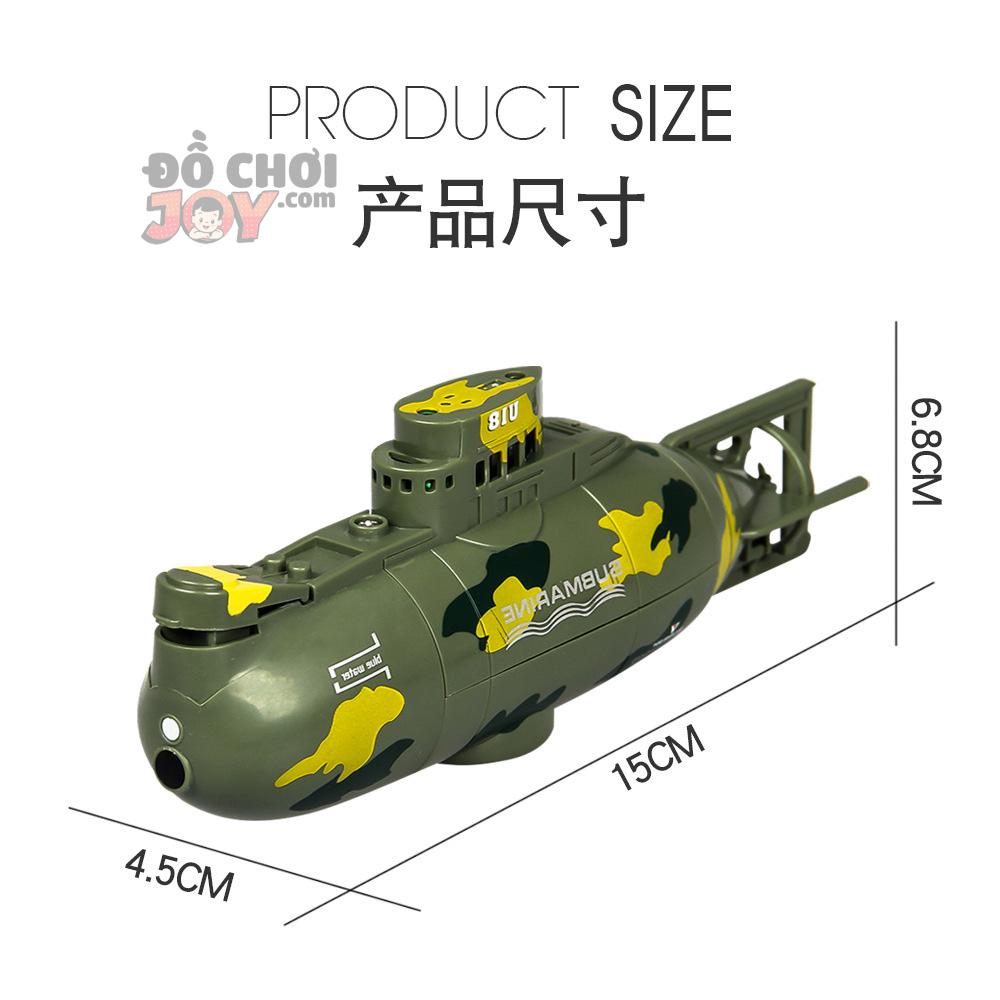 [Hàng Order] Tàu ngầm quân sự điều khiển từ xa 3311M