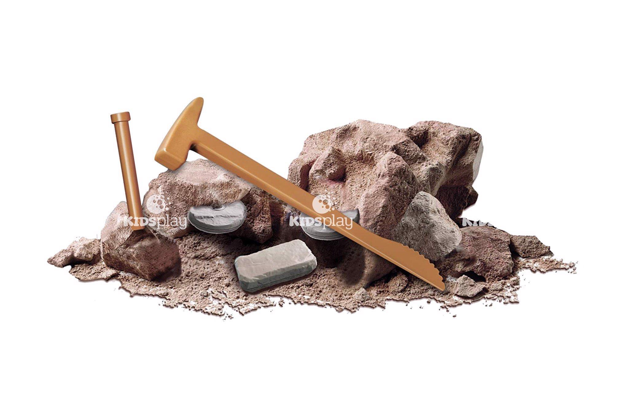 Khai thác nam châm - Magnet mining - Đồ chơi phát triển trí tuệ cho bé