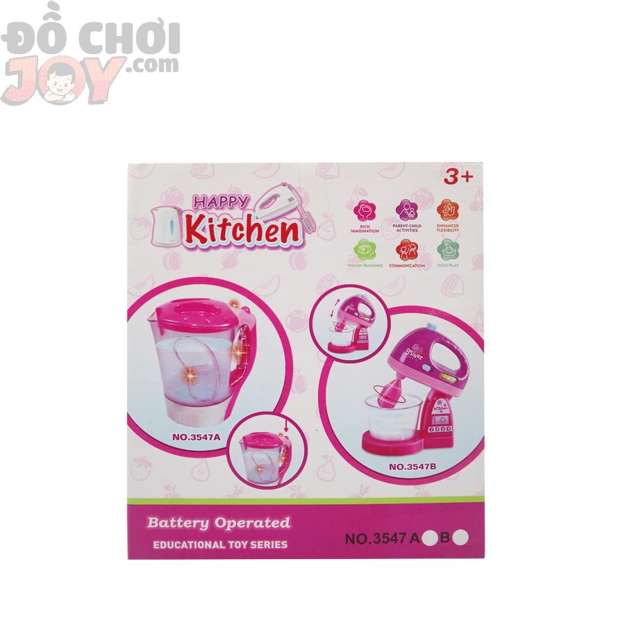 Máy Đánh Bột Kitchen - Sử Dụng Pin