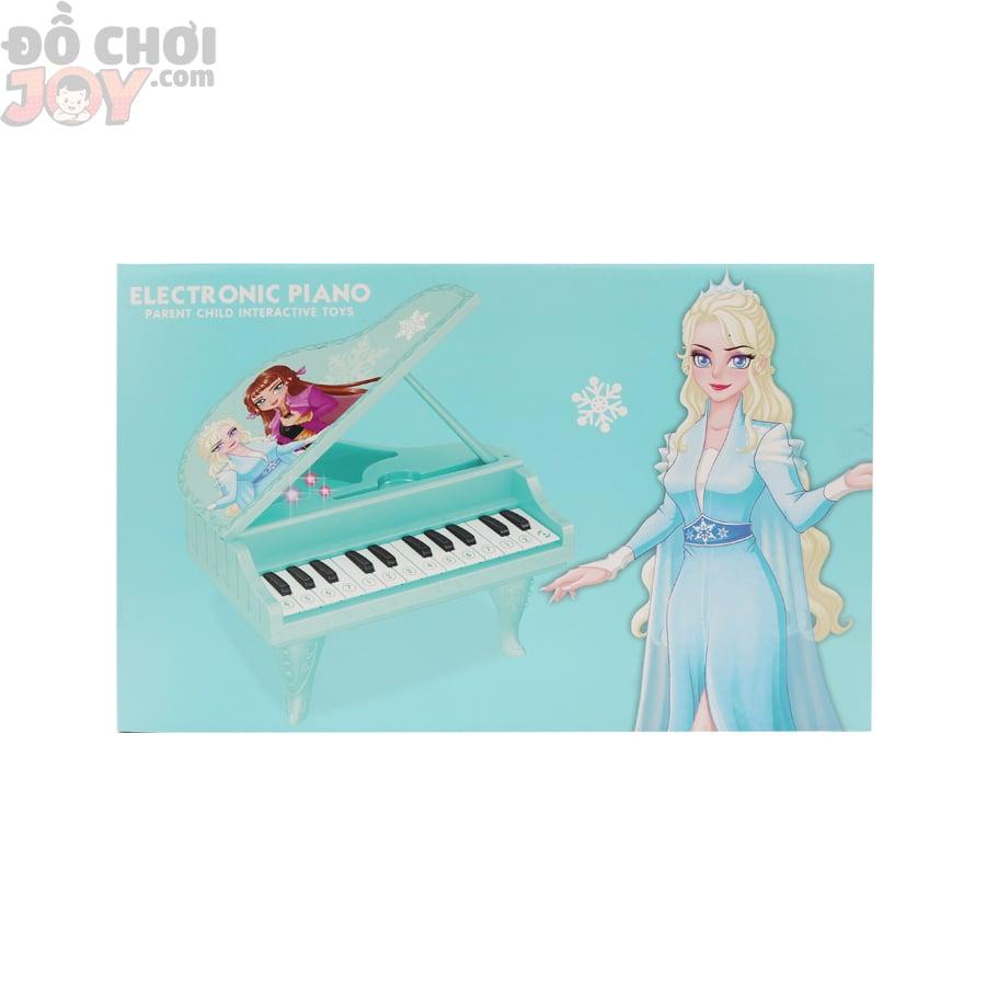 Đồ chơi âm nhạc - Hộp đàn Piano Elsa Anna - Electronic Piano
