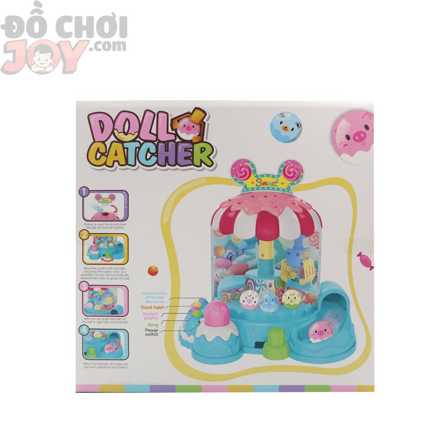 Trò chơi Catch game - Máy gắp thú Dollo Catcher