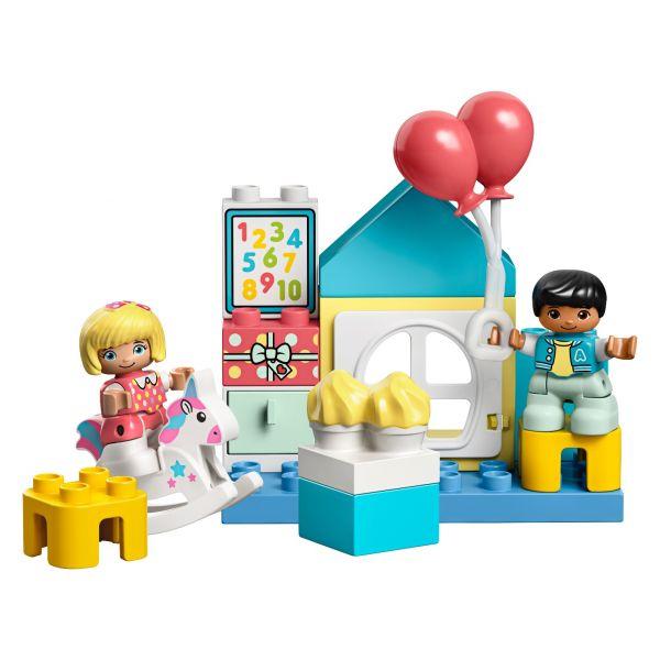 Phòng Chơi Vui Nhộn Của Bé Lego Duplo