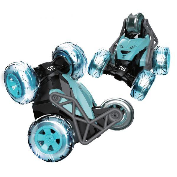 Siêu xe cuồng phong (xanh) xe đồ chơi điều khiển từ xa