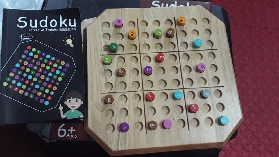 Đồ chơi Sudoku to đẹp