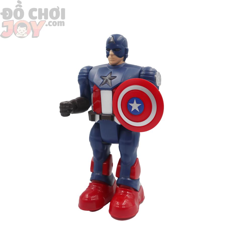 Đồ chơi robo giá rẻ Captain America