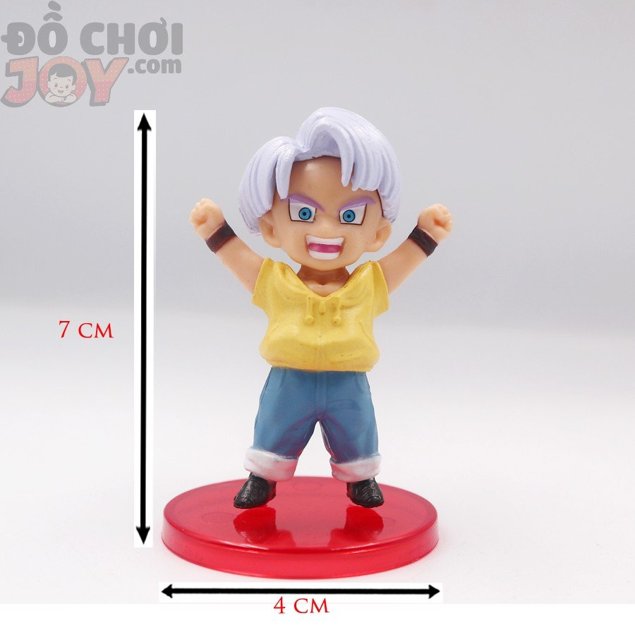 Mô hình dragon ball mini - Trunks
