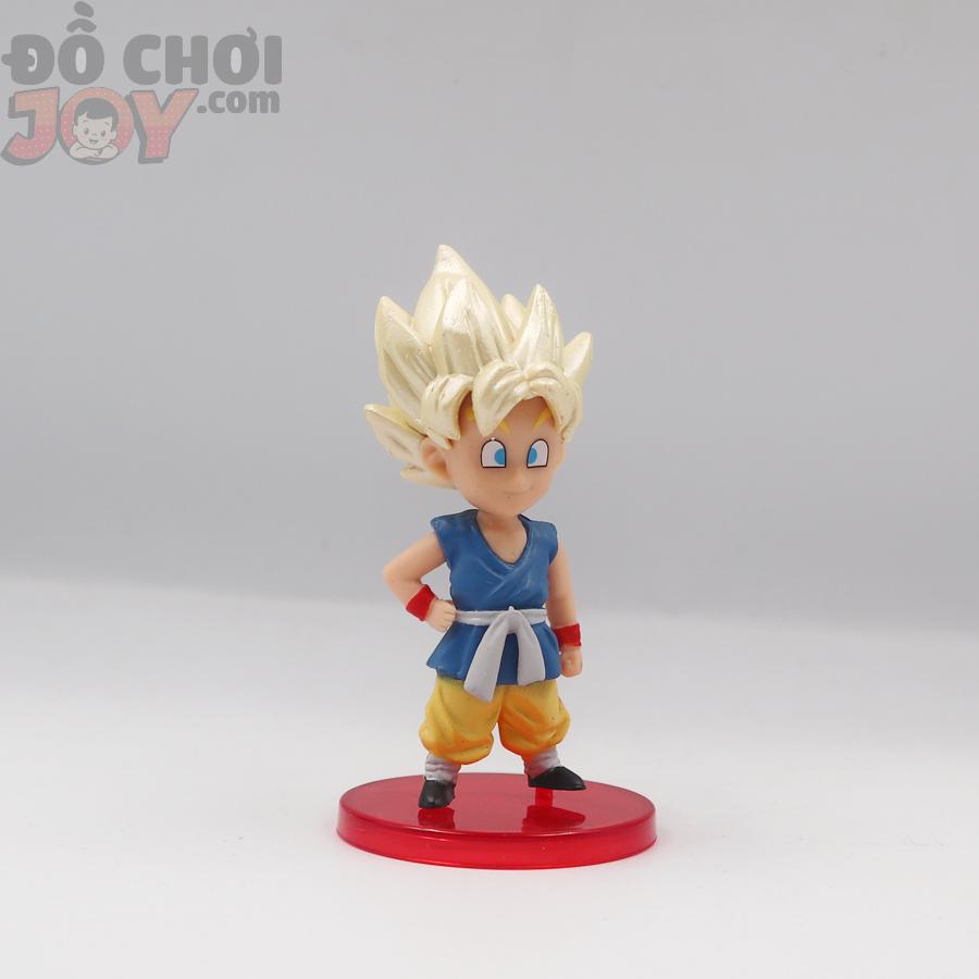 Mô hình dragon ball mini siêu ngầu - Songoku Super Sayan