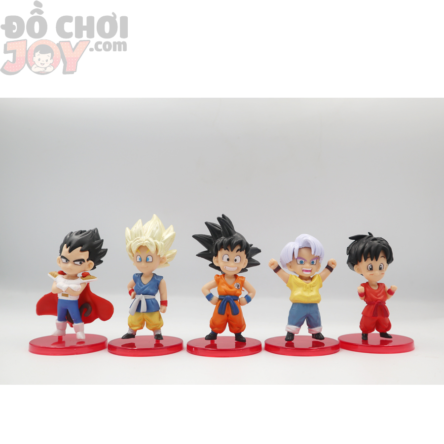 Mô hình dragon ball mini dễ thương - Songoku
