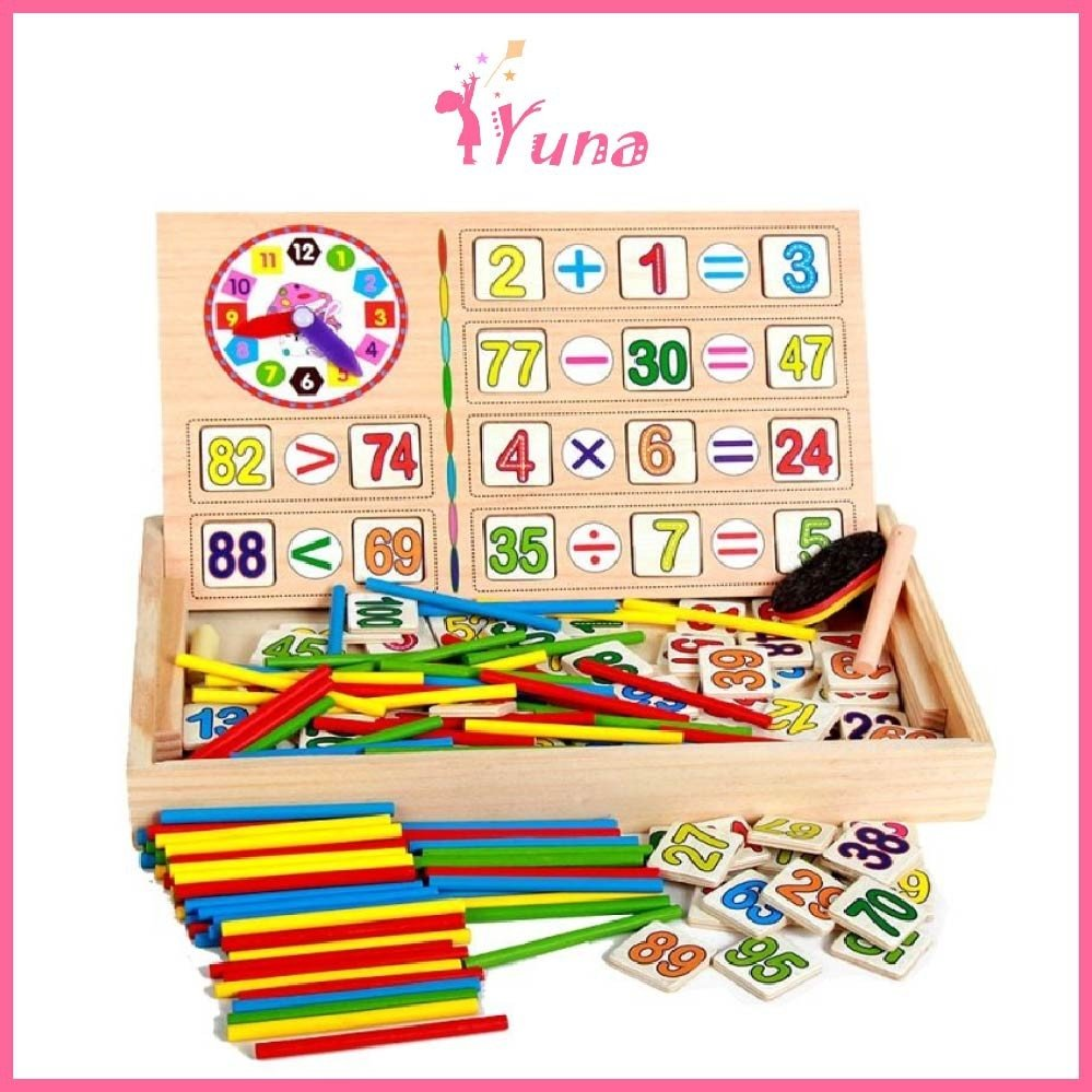 Bộ que tính Math Learning Toy