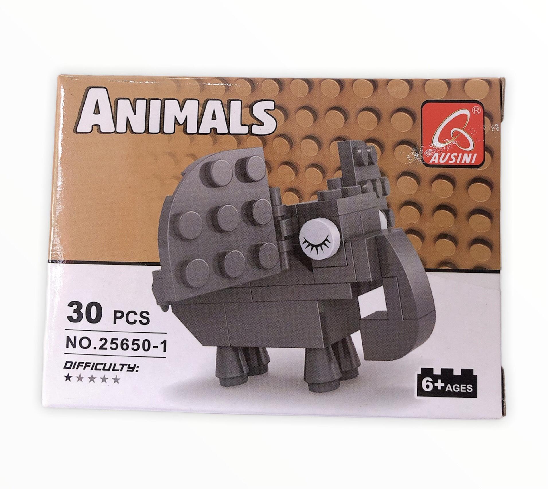 Bộ lắp ráp animal Ausini
