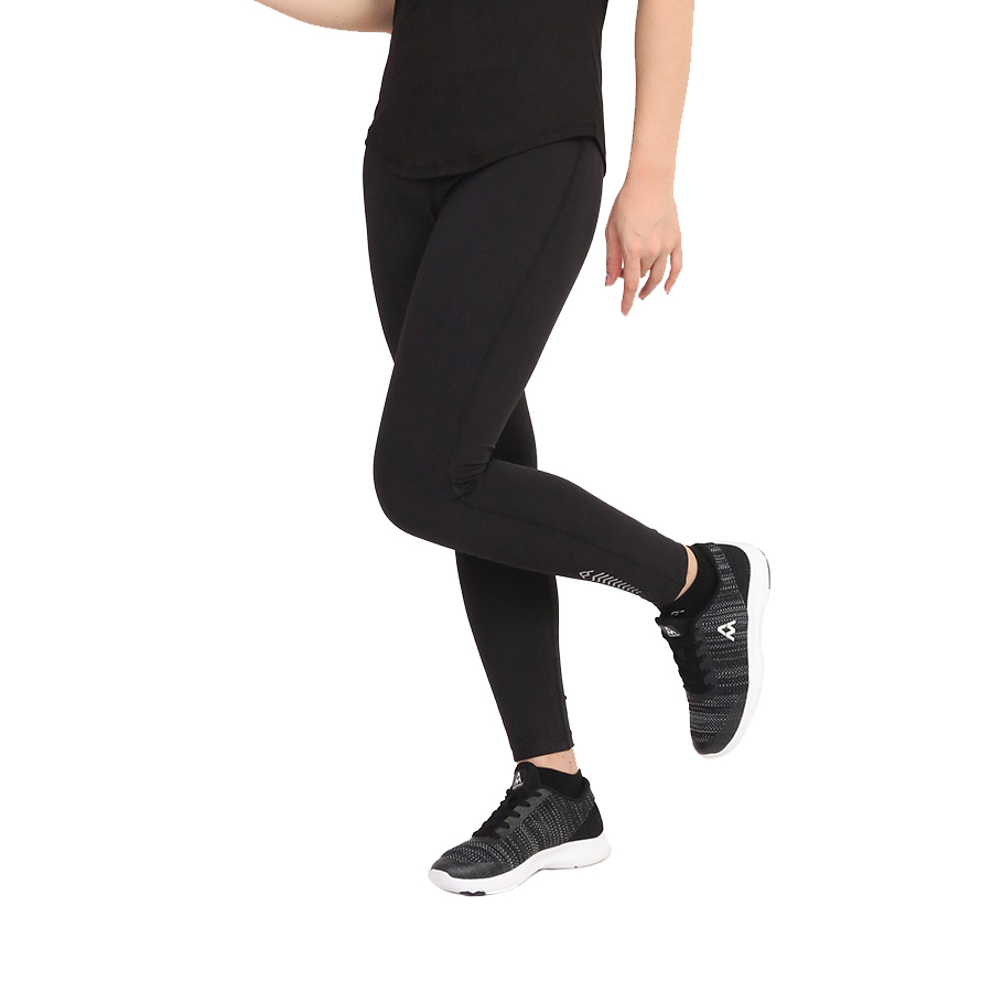 Quần AM Legging đen dài LGT01