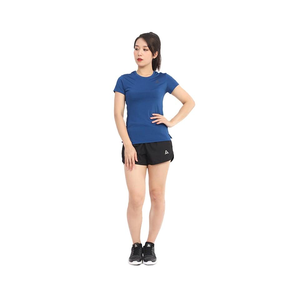 Áo AM T-shirt women TSW211 Royal Blue