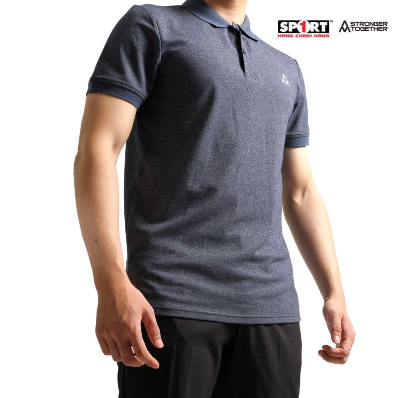 Áo Polo Men AM Navy MP049