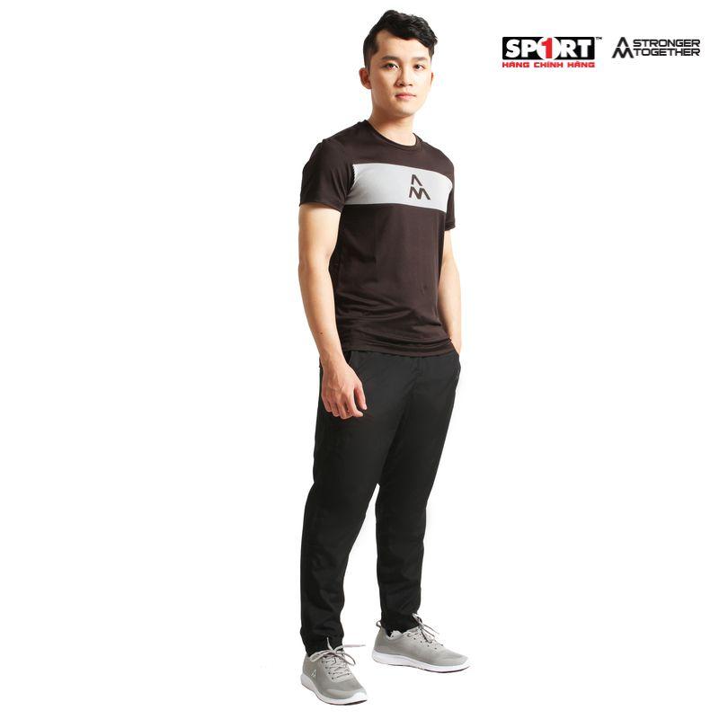 Áo AM Tshirt men MT001 Black