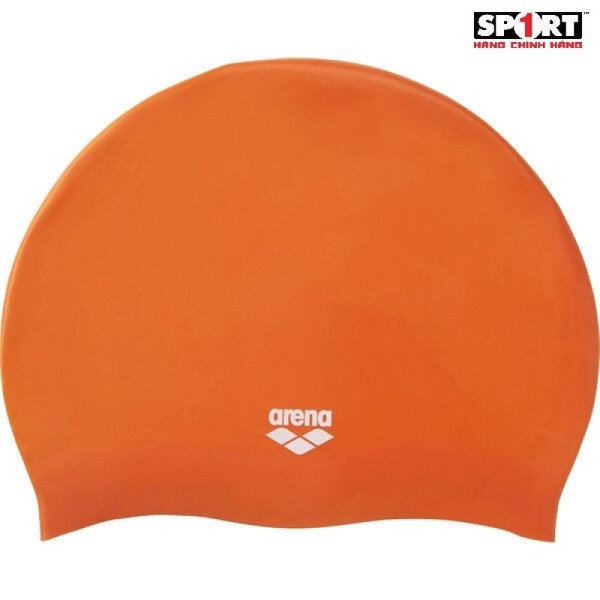Mũ bơi ARENA SILICONE CAP S8600ORG