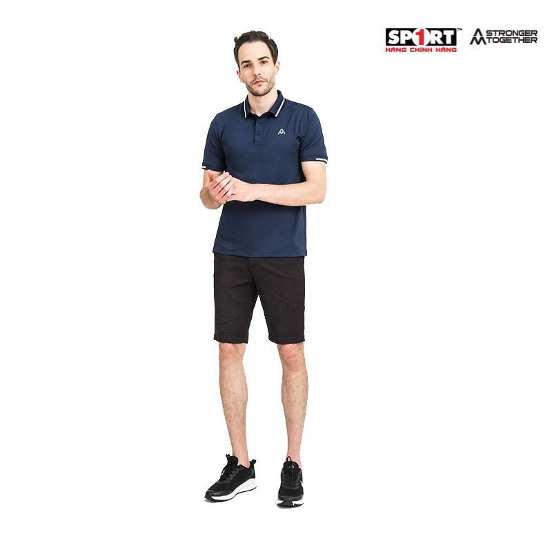 Áo Polo nam AM MP078 navy