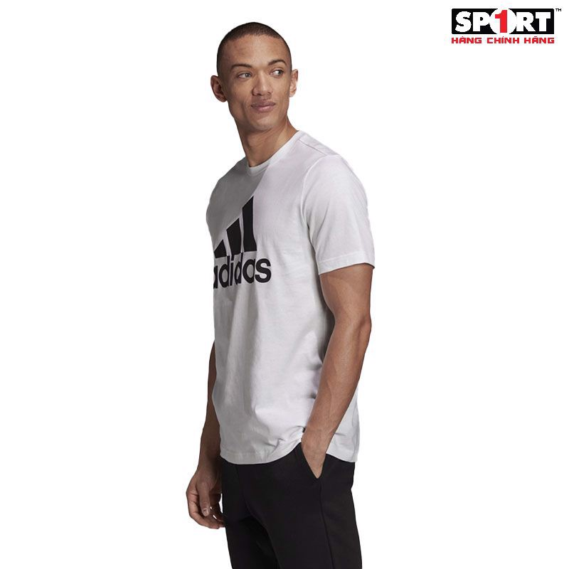 Áo sportswear adidas MUST HAVES BADGE OF SPORT TEE nam GC7348