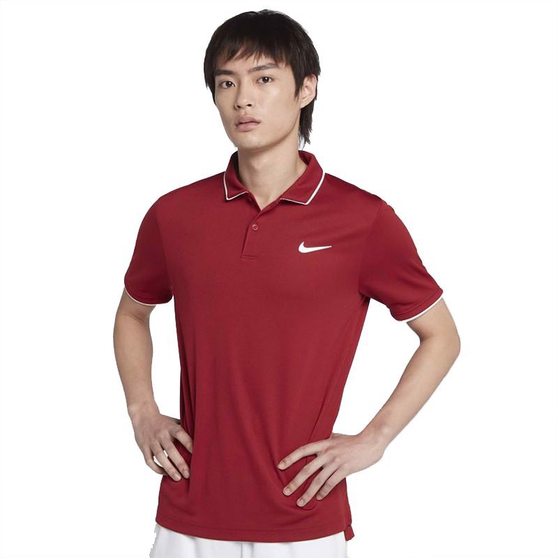 Áo tennis nike AS M NKCT DRY POLO TEAM nam 939138-613