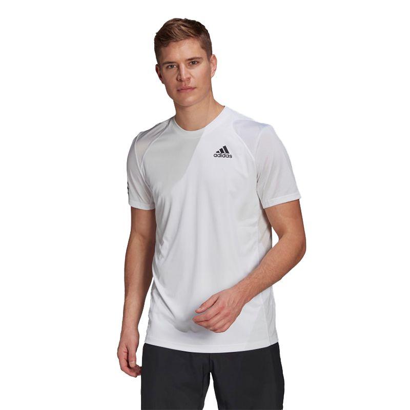 Áo tennis adidas 3 sọc Club nam GL5401