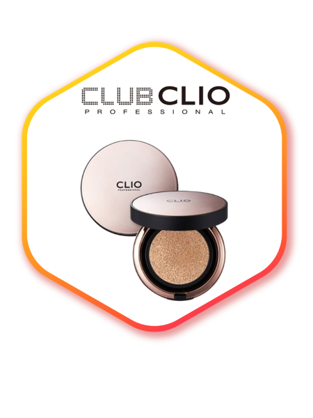 Phấn Nước CLIO KILL COVER FOUNWEAR CUSHION XP 15g + Kèm 1 lõi